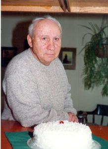 "Albert ""Al"" Saavedra, 90"