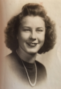 Olive Elizabeth Dyck, 89