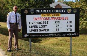 Charles County Sheriff's Office Taking a Stand Against the Heroin and Opioid Epidemic