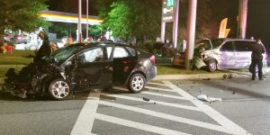 Police Investigating Late Night Motor Vehicle Accident in Lexington Park