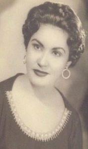 """Ana """"Waldy"""" Lopez, 85"""