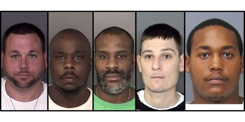 VIDEO: Multiple Arrests Made in St. Mary's County Warrant Sweep