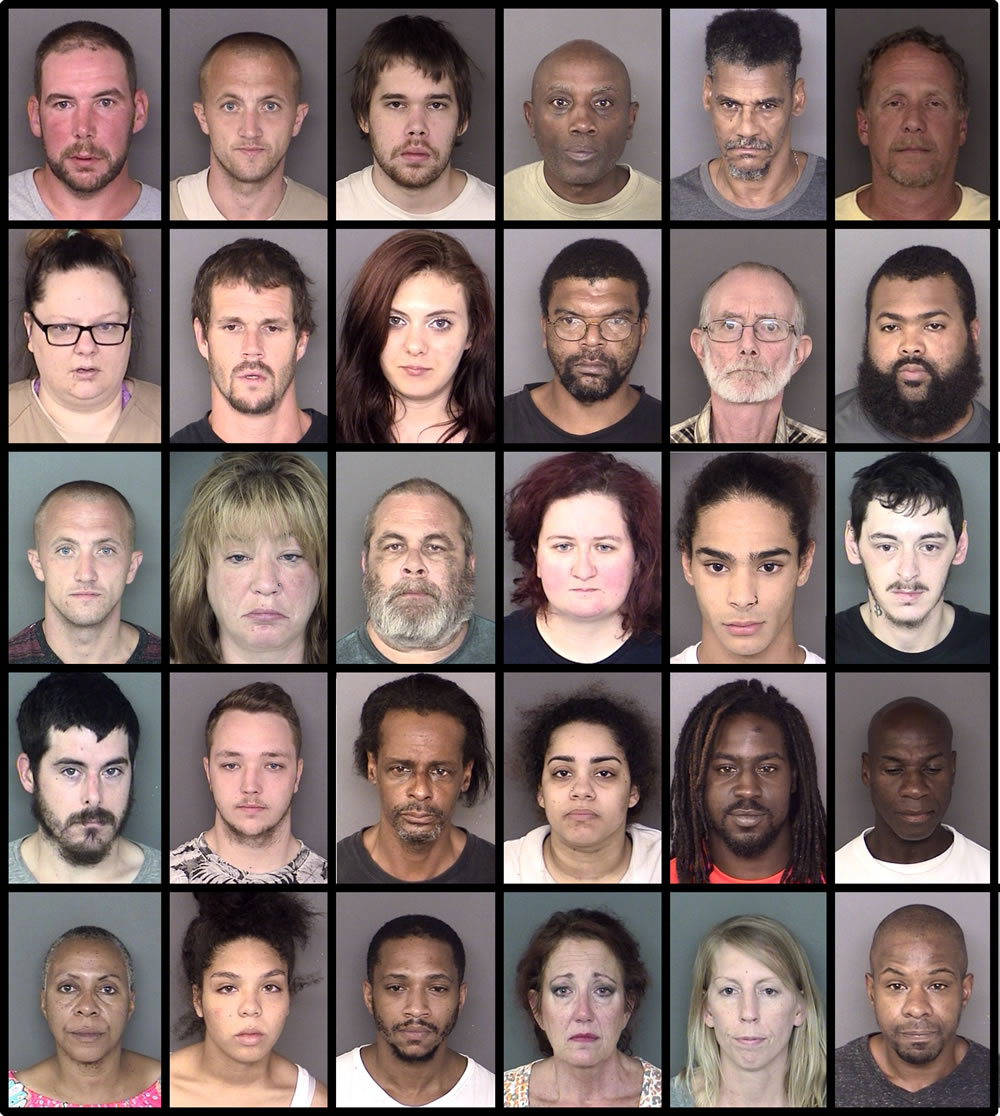 St. Mary's County Sheriff's Office Arrests - 10/11/2017 ...