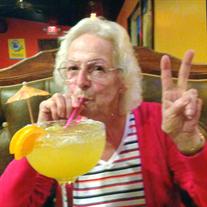 Geraldine Patricia Myers, 75
