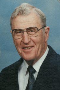 Leonard Fabian Hanson, 96