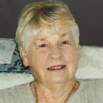 Jean Peck Hubbell, 89