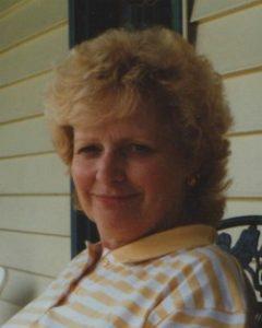 Martha Virginia Knott, 73