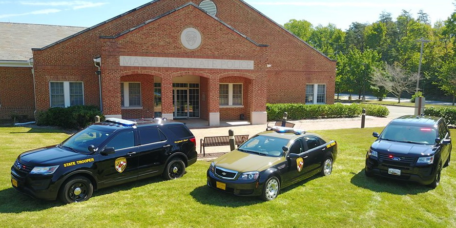 Maryland State Police Conduct Warrant Sweep In Charles
