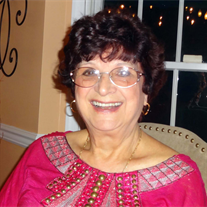"""Rosa """"Maria"""" Parrish, 85"""