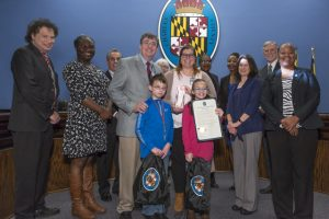 Commissioners Proclaim Adoption Awareness Day