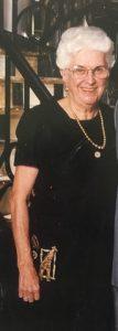 "Martha ""Marty"" Charlotte Mattingly, 89"