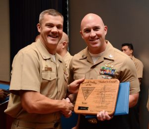 NAS Pax River Names Senior Sailor of the Year