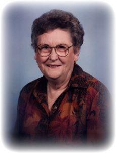 Mary Juliana Knott, 92