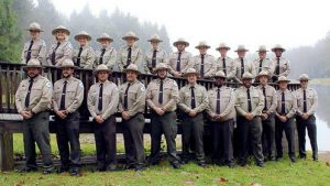 Nineteen New Rangers Join the Ranks of the Maryland Park Service