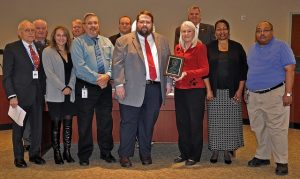 St. Mary's Transit System Lauded for Community Efforts