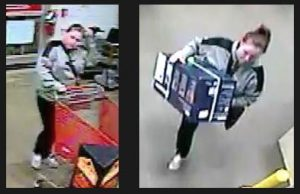 St. Mary's County Sheriff's Office Seeks Public's Assistance Identifying Theft Suspect