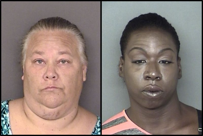 Traffic Stop in Lexington Park Leads to Drug Charges for Two