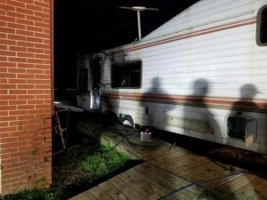 Authorities Investigating Death of Woman in Waldorf Trailer Fire
