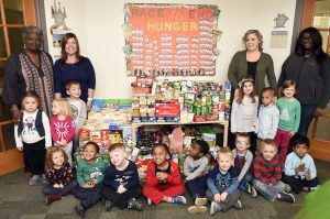CSM Children's Learning Center  Follows Thanksgiving With Giving