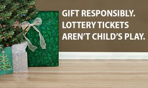 Lottery's Holiday Season Wish: Please Give Responsibly