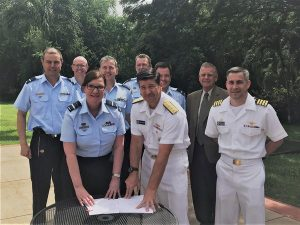 U.S. Navy, Royal Australian Air Force Solidify Radar System Collaboration