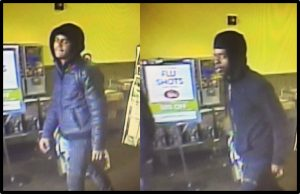 Calvert County Sheriff's Office Seeking Public's Assistance Identifying Two  Armed Robbery Suspects