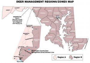 Maryland Firearm Deer Hunting Season Reopens Jan. 5