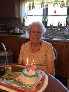 Anna Mae Austin, 91