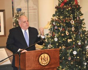 Governor Larry Hogan Holds Memorial for Victims of Drunk Driving Crashes