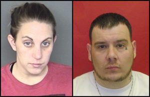 Mechanicsville Couple Arrested in Mugging of 77-Year-Old Lady