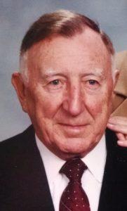 Lyle Bercier, 95