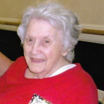 Billie D. Stolz, 91