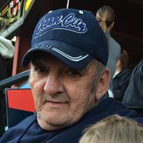 "Ernest ""Frank"" Lekan, 74"