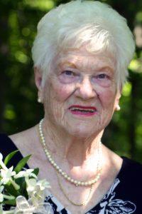 Irmgard W. Kratz, 89