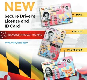New Federal Requirements for January 2018 License/ID card Renewals at MDOT MVA