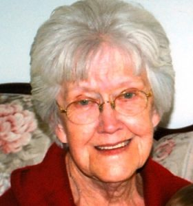 Doris Greenwell Marshall, 86
