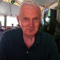 William Edward McTigue, 90