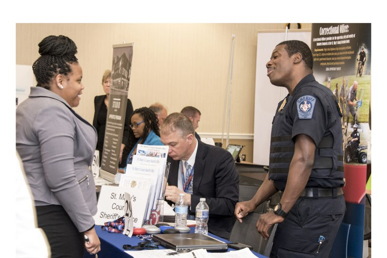 The College of Southern Maryland will present its annual tri-county job and career fair on April 10. Employer registration is open until March 27 for those businesses who would like to participate in this year's fair. Cost is $175, and registration form and payment must be received by March 27 to guarantee a spot. For information, call 301-934-7569. To register, visit www.csmd.edu/JobFair.