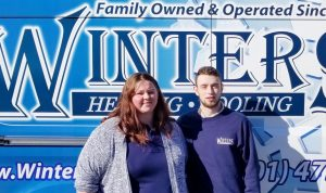 Winters Heating & Cooling Employees Rescue Local Man From Toxic House