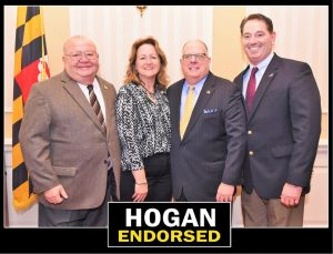 Delegates from Southern Maryland File for Re-Election Together, Receive Hogan's Endorsement
