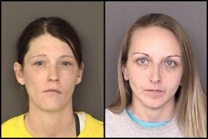 Piney Point Women Arrested on Burglary Charges