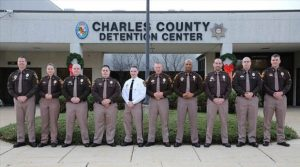 Charles County Corrections Division Implements New Peer Mentor Program