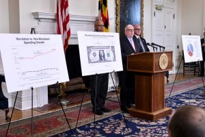 Funding for Opioid Emergency Less Than Expected in Hogan Budget
