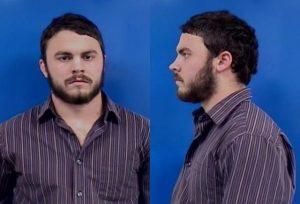 Parker Eidle, 21, of Morgantown, West Virginia