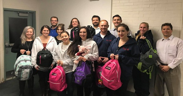 """Backpacks of Love"" to Assist Victims of Child Abuse and Neglect"
