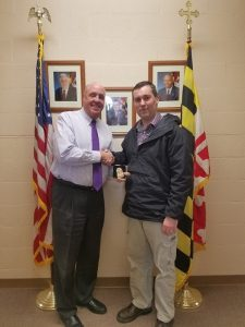John A. Nelson Promoted to Deputy Chief State Fire Marshal