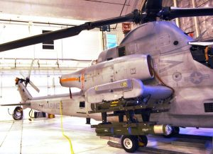 Pax River Tests New Joint-Air-to-Ground Missile on AH-1Z Helicopter