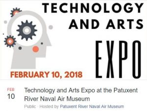 Pax Volunteers to Exhibit, Lend a Hand at Naval Air Museum STEAM Event