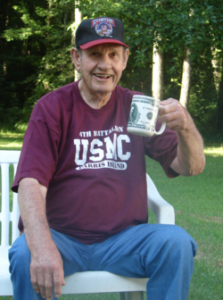 """Carlyle """"Carl"""" Junior Whitley, 92"""