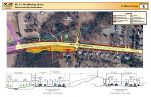 Intersection Improvements on Route 5 to Begin in Leonardtown